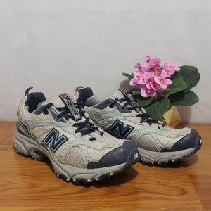 New Balance 461 Running Shoe gray/Navy Size 9